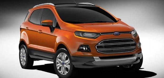Ford Ecosport Deuxi 232 Me G 233 N 233 Ration Pour Les Pays 233 Mergents