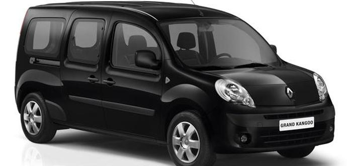 renault grand kangoo l utilitaire qui prend 7 places voitures maroc. Black Bedroom Furniture Sets. Home Design Ideas